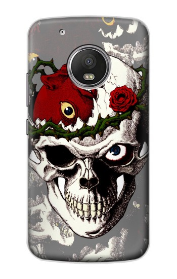 Printed Berserk Skull Beherit Egg Tattoo Apple iPod Touch 5G Case
