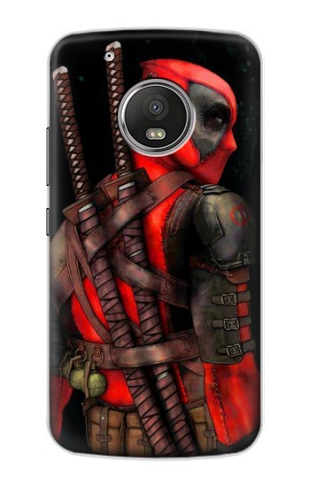Printed Deadpool 2 Apple iPod Touch 5G Case