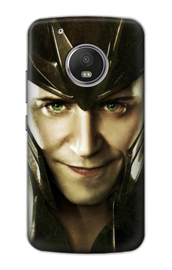 Printed Loki Face Asgard Apple iPod Touch 5G Case