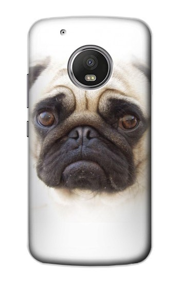 Printed Pug Dog Apple iPod Touch 5G Case