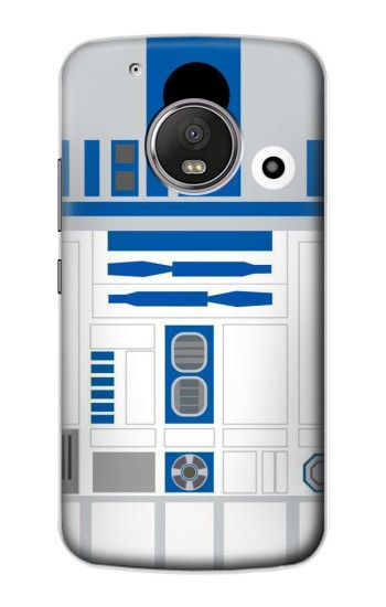 Printed R2D2 Minimalist Apple iPod Touch 5G Case