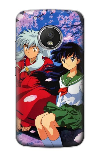 Printed Inuyasha Kagome Apple iPod Touch 5G Case