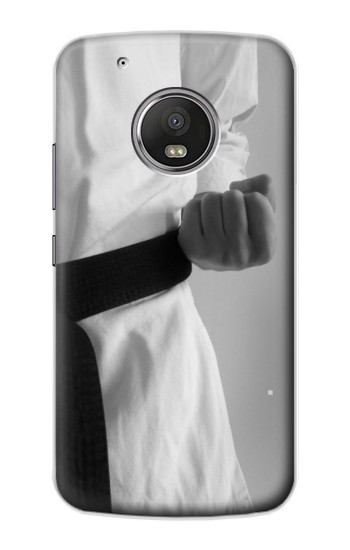 Printed Black Belt Karate Apple iPod Touch 5G Case