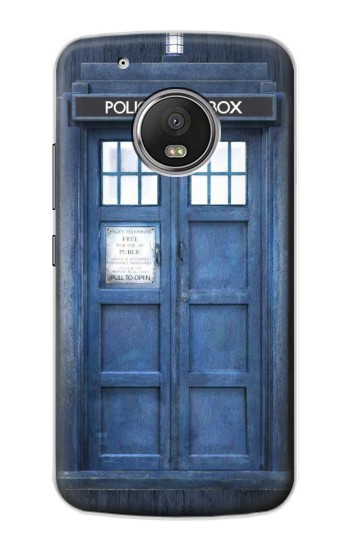 Printed Doctor Who Tardis Apple iPod Touch 5G Case