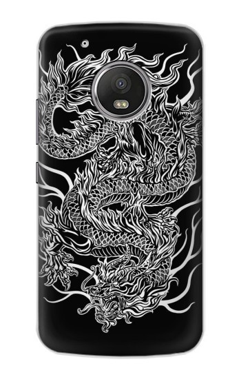 Printed Dragon Tattoo Apple iPod Touch 5G Case