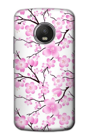 Printed Sakura Cherry Blossoms Apple iPod Touch 5G Case