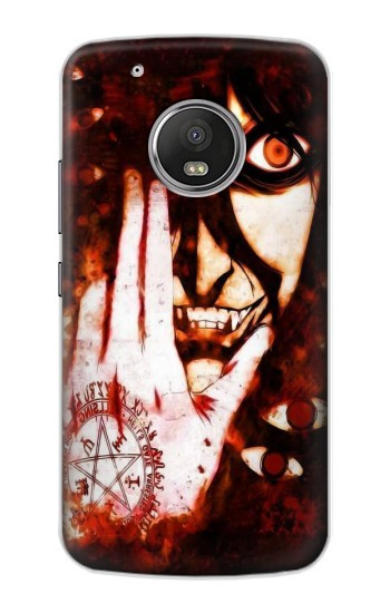 Printed Hellsing Alucard Dracula Apple iPod Touch 5G Case