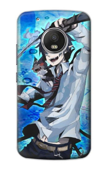 Printed Ao no Exorcist Blue Exorcist Rin Okumura Apple iPod Touch 5G Case