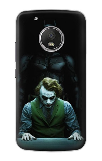 Printed Batman Joker Apple iPod Touch 5G Case