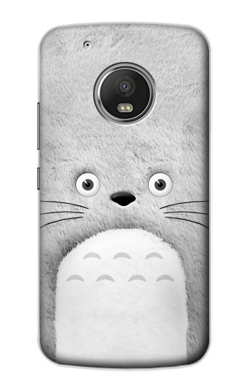 Printed My Neighbor Totoro Grey Minimalist Apple iPod Touch 5G Case