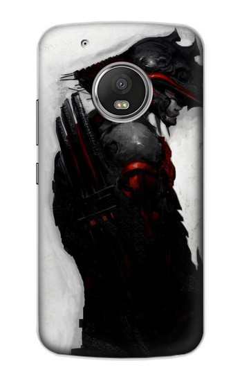Printed Dark Samurai Apple iPod Touch 5G Case