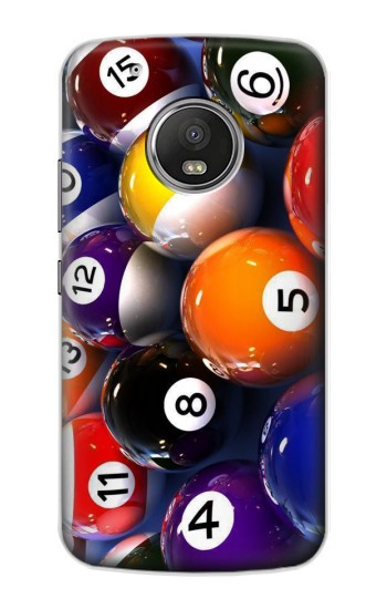 Printed Billiard Pool Ball Apple iPod Touch 5G Case