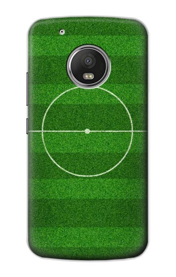Printed Football Soccer Field Apple iPod Touch 5G Case