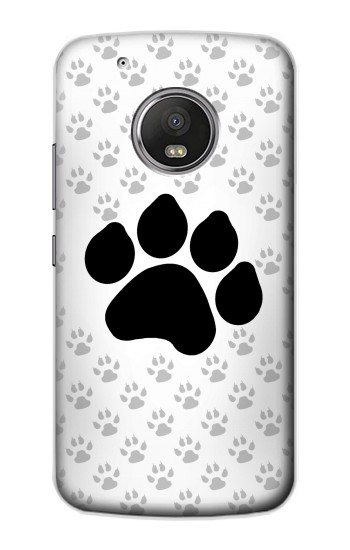 Printed Paw Foot Print Apple iPod Touch 5G Case