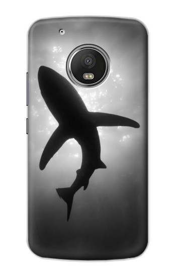 Printed Shark Monochrome Apple iPod Touch 5G Case