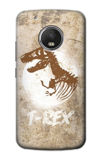Printed T-Rex Jurassic Fossil Apple iPod Touch 5G Case