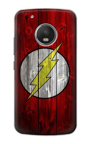 Printed Thunder Speed Flash Minimalist Apple iPod Touch 5G Case