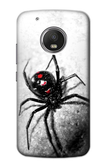 Printed Black Widow Spider Apple iPod Touch 5G Case