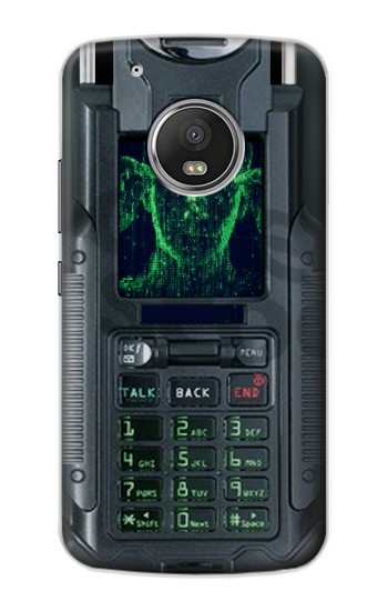 Printed The Matrix Mobile Phone Graphic Printed Apple iPod Touch 5G Case