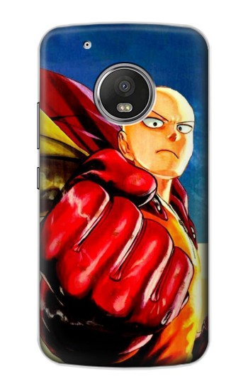 Printed Saitama One Punch Man Apple iPod Touch 5G Case