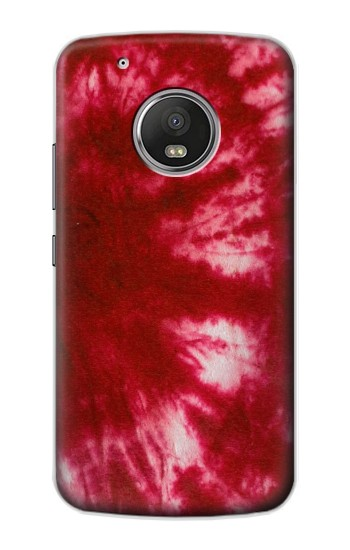 Printed Tie Dye Red Apple iPod Touch 5G Case