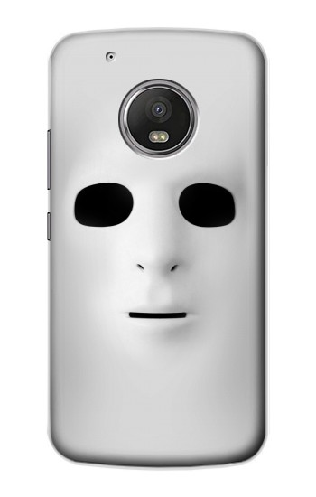 Printed White Face Mask Apple iPod Touch 5G Case