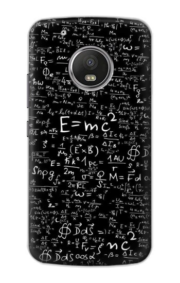 Printed Mathematics Physics Blackboard Equation Apple iPod Touch 5G Case