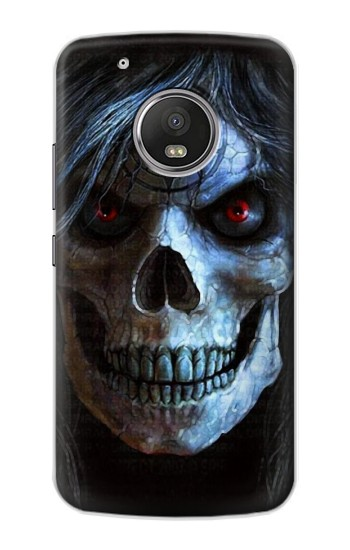 Printed Evil Death Skull Apple iPod Touch 5G Case