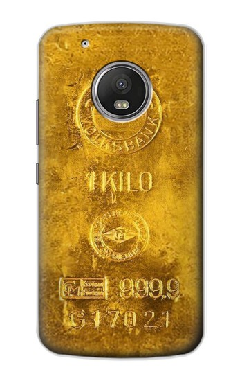Printed One Kilo Gold Bar Apple iPod Touch 5G Case