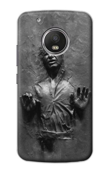 Printed Han Solo Frozen in Carbonite Apple iPod Touch 5G Case