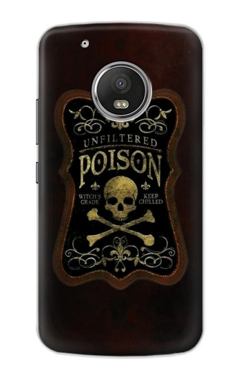 Printed Unfiltered Poison Vintage Glass Bottle Apple iPod Touch 5G Case