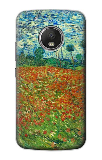 Printed Field Of Poppies Vincent Van Gogh Apple iPod Touch 5G Case