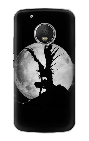 Printed Death Note Ryuk Shinigami Full Moon Apple iPod Touch 5G Case