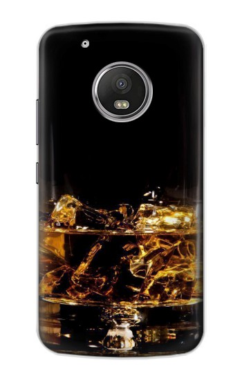 Printed Ice Whiskey Glass Apple iPod Touch 5G Case