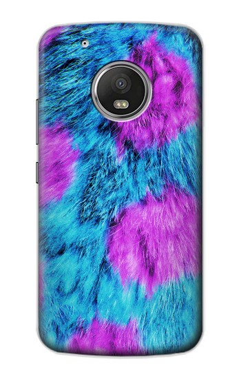 Printed Fur Skin Monster Apple iPod Touch 5G Case