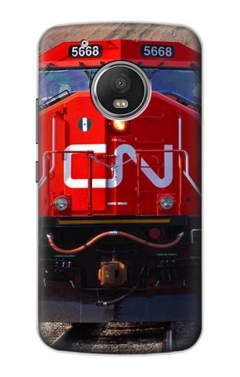 Printed Train Canadian National Railway Apple iPod Touch 5G Case
