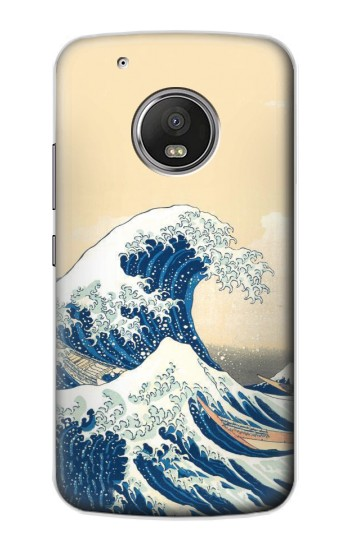 Printed Under the Wave off Kanagawa Apple iPod Touch 5G Case