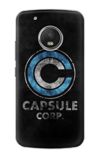 Printed Dragonball Capsule Corp Symbol Apple iPod Touch 5G Case