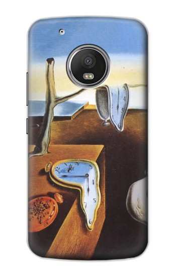 Printed Salvador Dali The Persistence of Memory Apple iPod Touch 5G Case