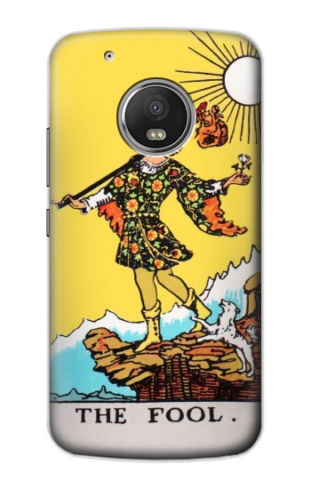 Printed Tarot Card The Fool Apple iPod Touch 5G Case