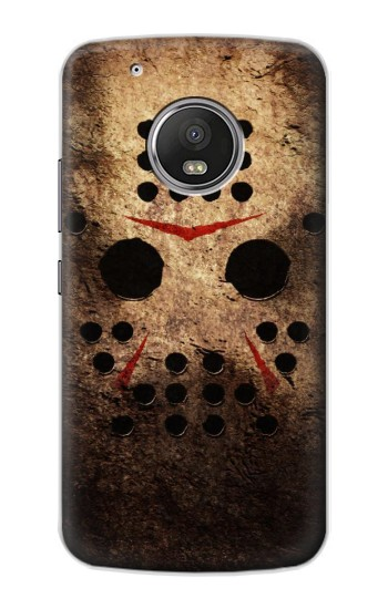 Printed Jason Hockey Mask Apple iPod Touch 5G Case