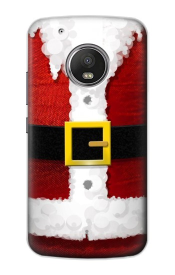 Printed Christmas Santa Red Suit Apple iPod Touch 5G Case
