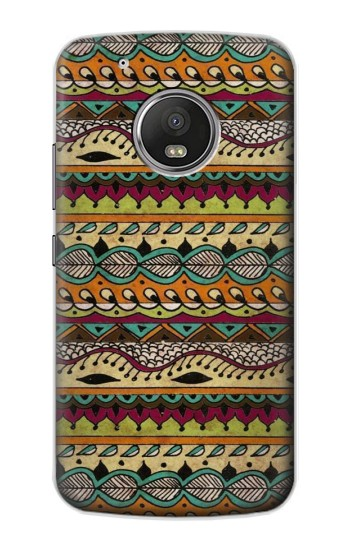 Printed Aztec Boho Hippie Pattern Apple iPod Touch 5G Case