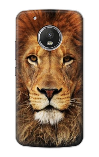 Printed Lion King of Beasts Apple iPod Touch 5G Case