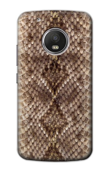 Printed Rattle Snake Skin Apple iPod Touch 5G Case