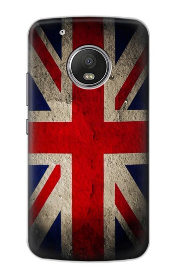 Printed Vintage British Flag Apple iPod Touch 5G Case