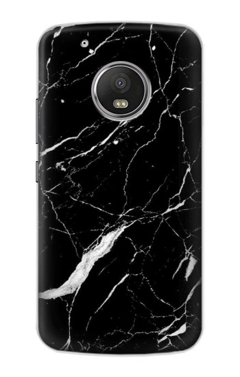 Printed Black Marble Graphic Printed Apple iPod Touch 5G Case