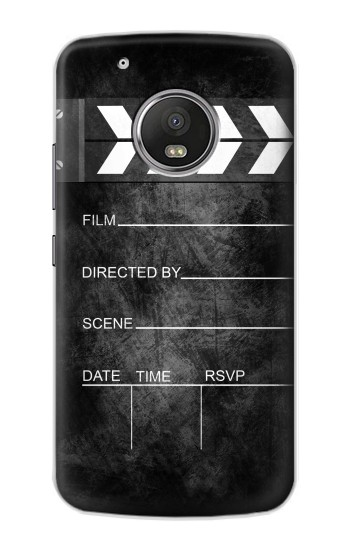 Printed Vintage Director Clapboard Apple iPod Touch 5G Case