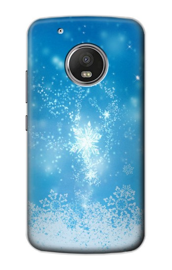 Printed Snow Spell Magic Apple iPod Touch 5G Case