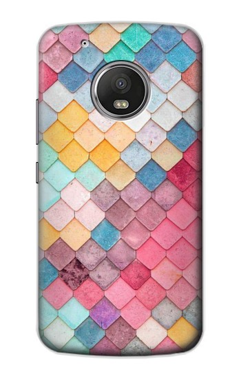 Printed Candy Minimal Pastel Colors Apple iPod Touch 5G Case
